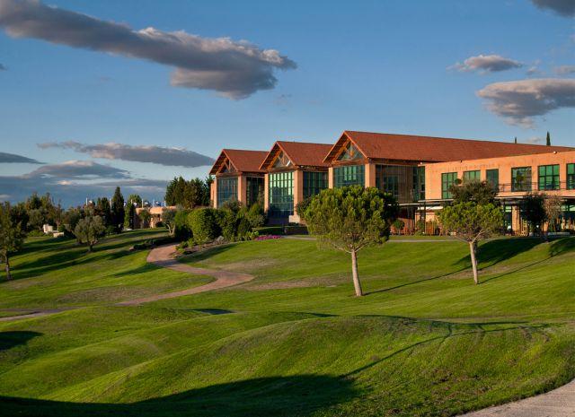 club casino golf retamares